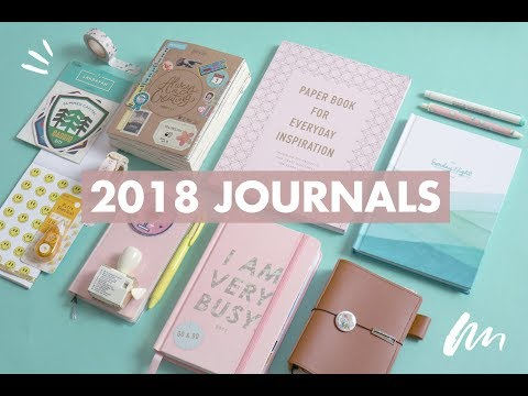 New Year, New Journals 📓 | Abbey Sy