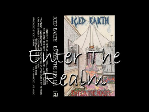 Iced Earth - Enter The Realm [Demo] [Full Album]