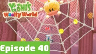 Yoshi's Woolly World ep40 'Lair of the Smooch Spiders'