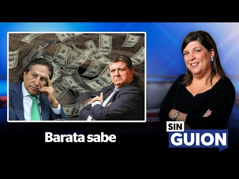 Barata sabe - SIN GUION con Rosa María Palacios