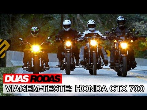 Comparativo: Honda CTX 700 x Harley 883 x Yamaha Midnight Star x Kawasaki Vulcan