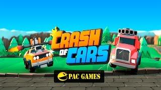 Crash of Cars - Fun Multiplayer Game