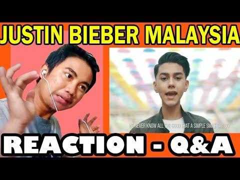 As'ad Motawh - Senyum MV REACTION