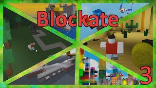 Roblox - Blockate Hub | Checking Out Your Suggested Places!