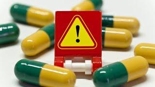 ✅ Najniebezpieczniejsze leki na świecie. Sprawdź, czy je zażywasz.
