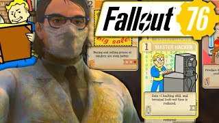 My Fallout 76 Character and Build! (Perks, Weapons, Settlement & More)