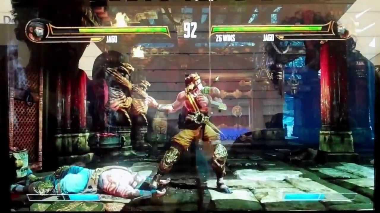 Killer Instinct On Xbox One Gameplay Youtube