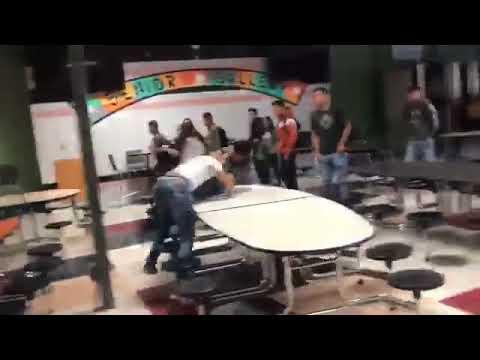 Fight in Mercedes high school????