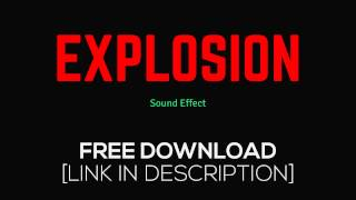 Explosion - Sound Effects