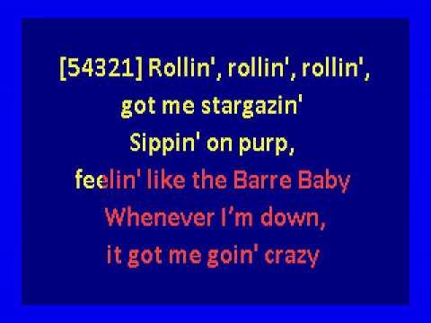 Travis Scott  - STARGAZING (karaoke)