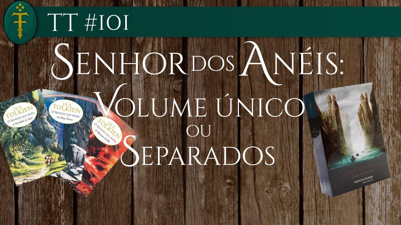 Tt 101 o senhor dos anis volume nico ou separados youtube tt 101 o senhor dos anis volume nico ou separados fandeluxe Choice Image