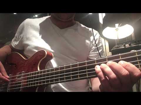 Heather Peace- 'Here' from Hey Mayhem - Bass Session