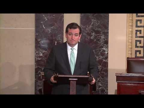 Sen. Ted Cruz Opposes Debo Adegbile's Nomination to Head DOJ Civil Rights Division