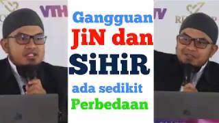 Sihir dan gangguan jin ada perbedaan - ustadz Nuruddin Al Indunissy.mp4