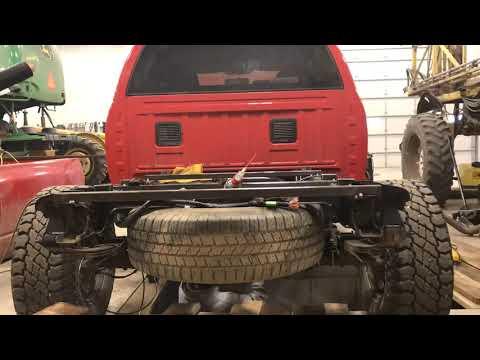 Dodge Ram 1500 Hillsboro Flatbed Install