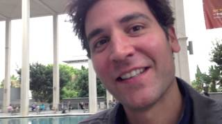 How I Met Your Mother Actor Josh Radnor Ted Mosby - Fun Interviews