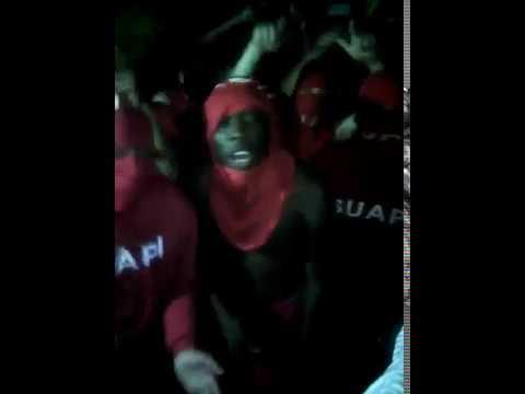 Detentos do Ceresp Gameleira gravam vídeo cantando rap e fazendo ameaças