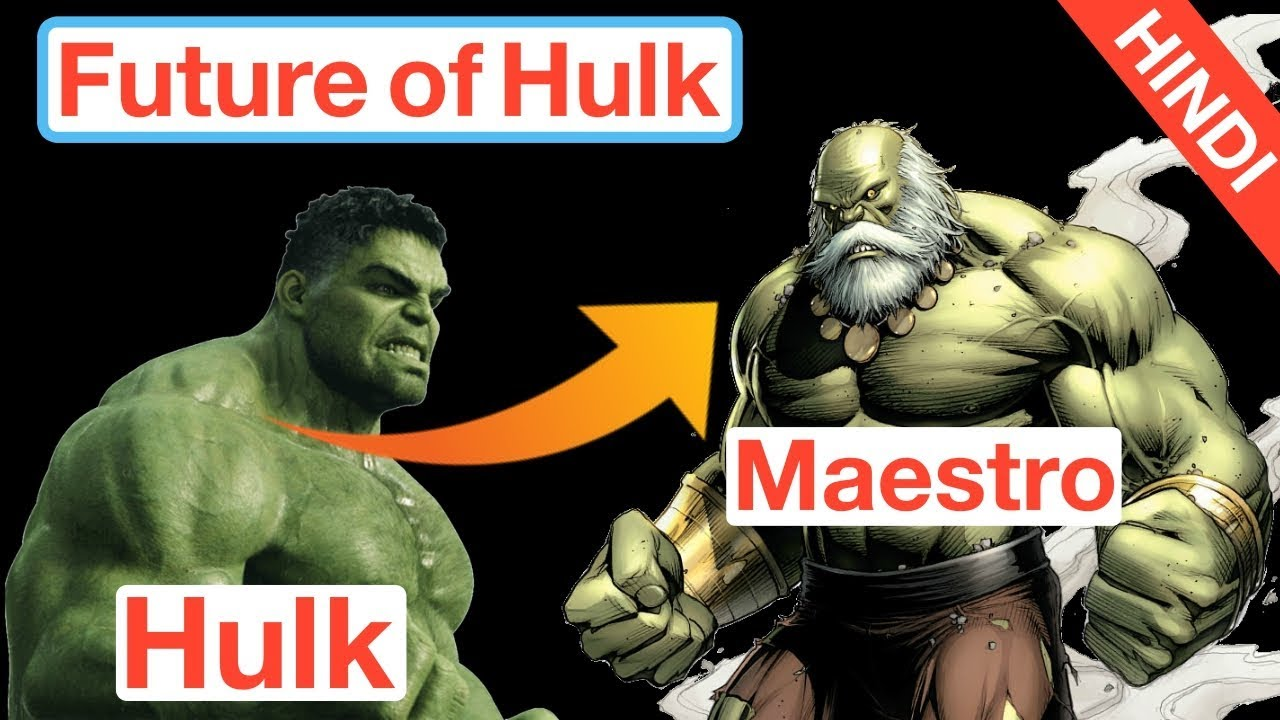 Download Future Of Hulk In MCU After Avengers Endgame In Hindi