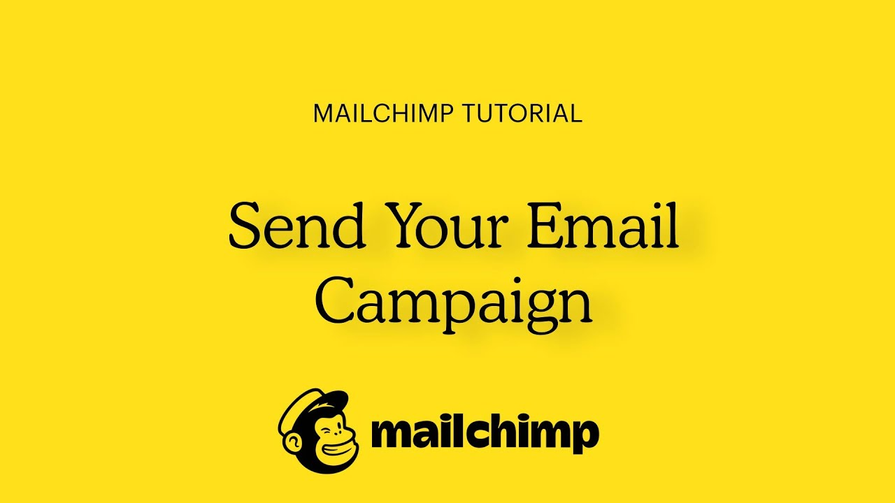 video MailChimp