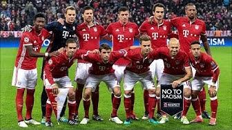 Die Gehaltsliste von Bayern München !