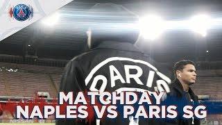 MATCHDAY : NAPOLI SSC vs PARIS SAINT-GERMAIN