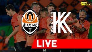Live Шахтер – Колос. Прямая трансляция перед матчем в Харькове 18.10.2019