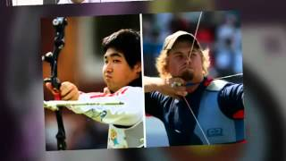 Olympic 2012 Archer   Legally Blind Archer Sets Games First World Records