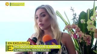 ¿Frida Sofía sufrió maltrato físico en su matrimonio? | Ventaneando