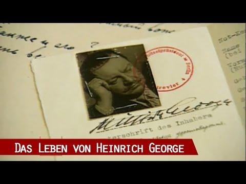 Heinrich George: Wenn sie mich nur spielen lassen