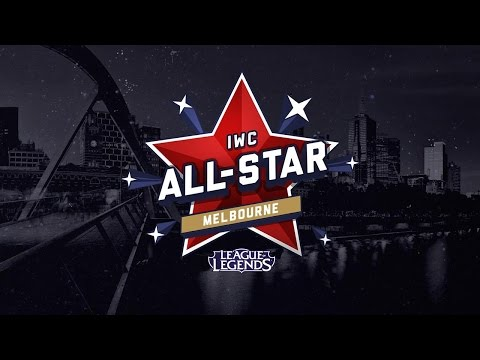 IWCA Melbourne - Day 1 Full Broadcast