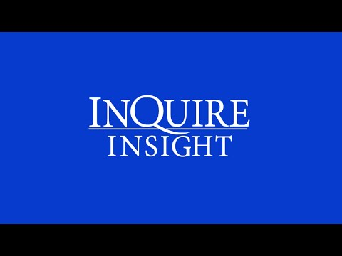 KIC Awards 2015 Entry Best Show - InQuire Insight