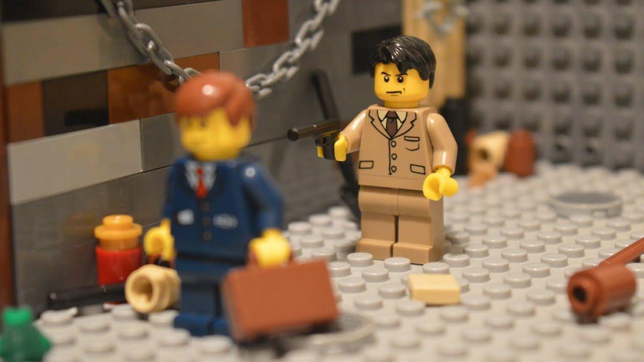 Lego Secret Agent 2