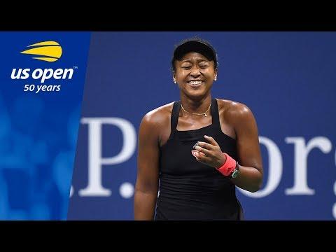 Naomi Osaka Earns First Trip To Grand Slam Final In Win Over Madison Keys