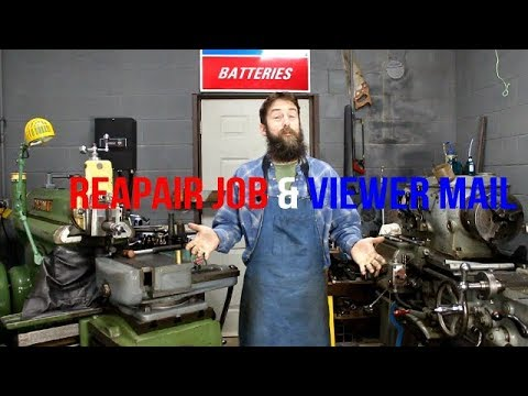 Roller repair and New Tools / viewer mail