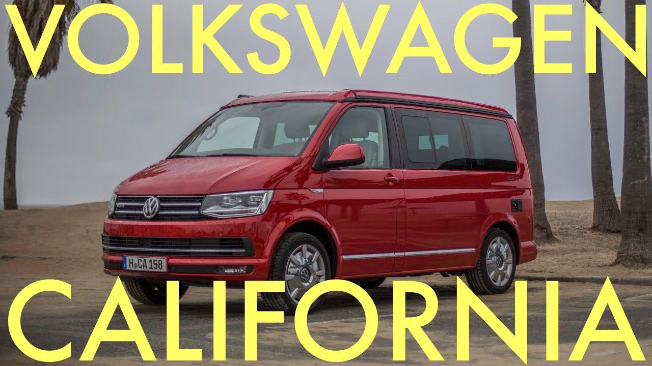 Vw California Camper >> The Vw California Is The Coolest Camper Van We Ll Never Get
