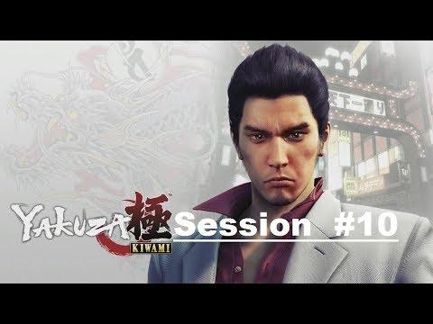 Yakuza Kiwami - Session 10 - Archive