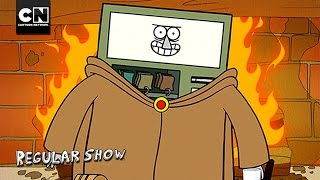 Chili Challenge | Regular Show | Cartoon Network