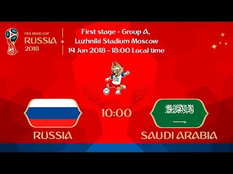 WORLD <b>CUP</b> RUSSIA 2018 - YouTube