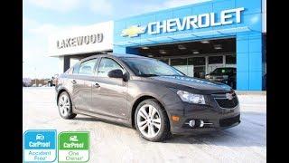 1901401 2014 Chevrolet Cruze LT
