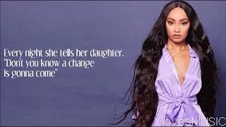 Little Mix - Woman's World (Lyrics)