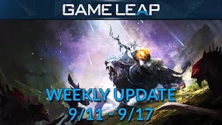 So Begins a New Age of Knowledge - Invoker, Undying and More | Weekly Prophecy #20 | GameLeap.com