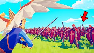 CHOP VS 10000 PEASANTS CAN THEY WIN AGAINST GOD CHOP