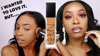 I WORE THIS FOUNDATION FOR 11 HOURS, AND...| NARS RADIANT LONGWEAR FOUNDATION REVIEW & WEAR TEST