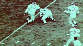 Greatest Seasons: 1969 Football - Northwestern vs. Wisconsin