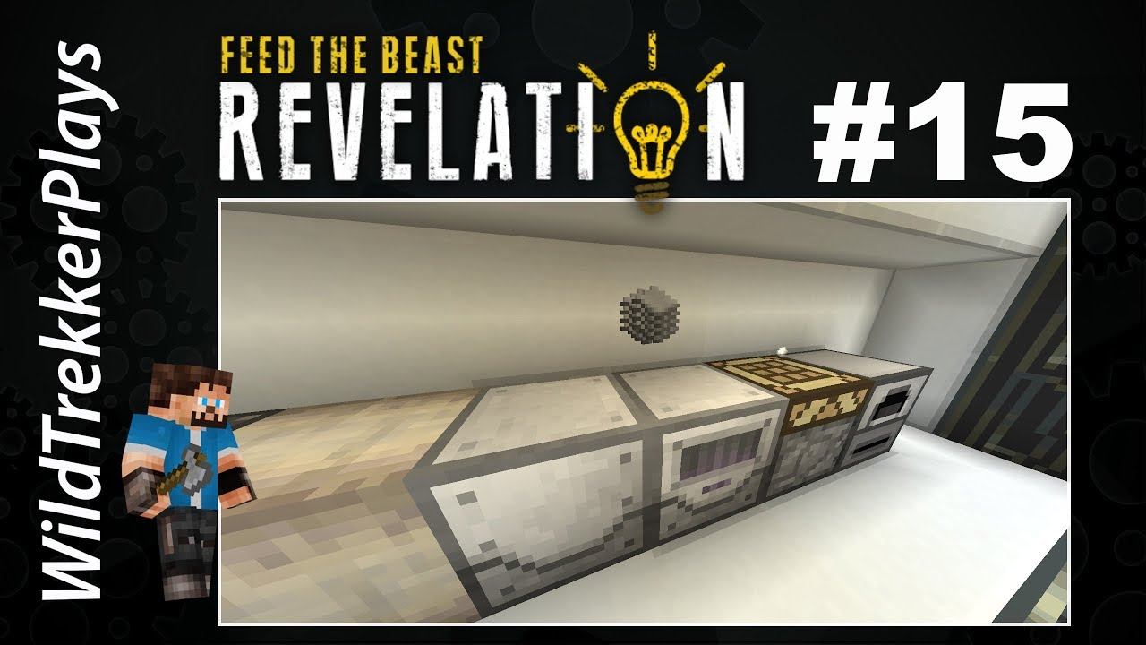 FTB Revelation - Ep15 - Plastic Factory!!! - Stream Highlights (Modded  Minecraft 1 12 2)