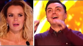 GOLDEN BUZZER: Magician STUNS The Judges And Brings Them To TEARS! | Britain