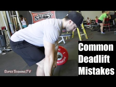 Common Mistakes on the Deadlift & Squat: Stance/Spine/Positioning (Ft. Silent Mikke)