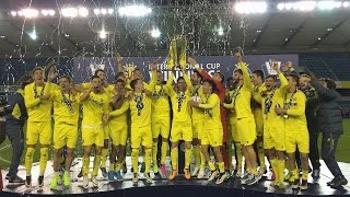 El Villarreal Sub 21 gana la Premier International Cup