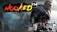 Hooked FM #268 - Assassin's Creed Valhalla, NieR Replicant, Gears Tactics, Streets of Rage 4 & mehr!