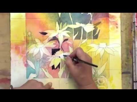 Preview | Watercolor Making Your Mark, Part 5, with Karlyn Holman